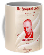 The Syncopated Clock Coffee Mug