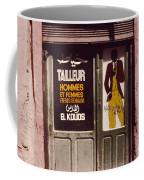 The Tailor Coffee Mug