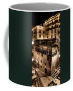 The Tall Houses Of Albarracin Coffee Mug