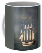 The Tall Ship Windy Coffee Mug