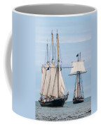 The Tall Ships Coffee Mug