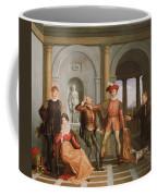 The Taming Of The Shrew Coffee Mug