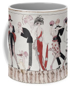 The Tango Coffee Mug by Georges Barbier