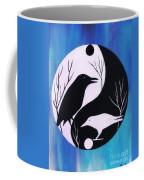 The Tao Of Crow Coffee Mug
