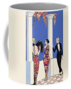 The Taste Of Shawls Coffee Mug