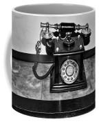 The Telephone Coffee Mug