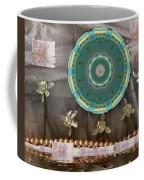 The Temple Of Mammon Coffee Mug