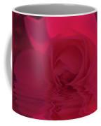 The Temple Rose Coffee Mug