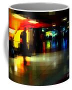 The Terminal - Train Stations Of New York Coffee Mug