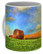 The Textures Of Autumn Coffee Mug