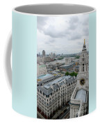 The Thames From St Paul's Coffee Mug