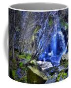 The Thawing Falls Coffee Mug