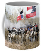 The Thin Gray Line Coffee Mug