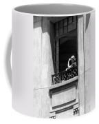 The Thinker - Sao Paulo Coffee Mug