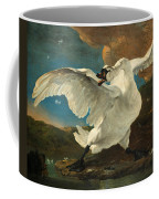 The Threatened Swan Coffee Mug
