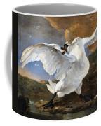 The Threatened Swan Coffee Mug