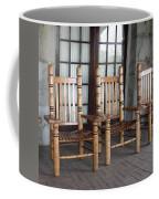 The Three Chairs Coffee Mug