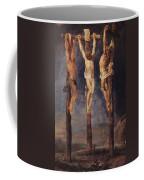 The Three Crosses Coffee Mug