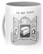 The Holy Trinity Coffee Mug