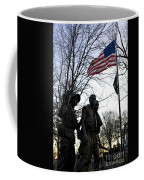 The Three Soldiers - Vietnam War Memorial Coffee Mug