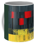 The Three Trees - J021580118  Coffee Mug