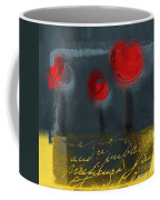 The Three Trees Coffee Mug by Variance Collections