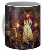 The Tiger Temple Coffee Mug