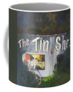 The Tin Shed Coffee Mug