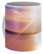 The Tip Of The Thumb Coffee Mug