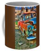 The Tired Chevy 2 Coffee Mug