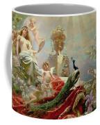 The Toilet Of Venus Coffee Mug