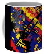 The Torn Fabric Of Life Coffee Mug