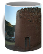 The Torreon In Lincoln City New Mexico Coffee Mug by Jeff Swan