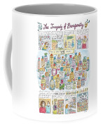'the Tragedy Of Prosperity' Coffee Mug