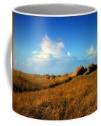 The Trail Through The Grass Coffee Mug