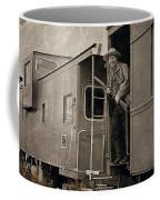 The Train Robber Coffee Mug