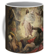 The Transfiguration Of Christ Coffee Mug