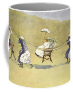 The Transit Of Venus, From The Light Coffee Mug
