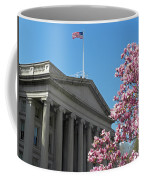 The Treasury Building Coffee Mug