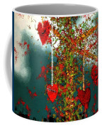 The Tree Of Hearts Coffee Mug