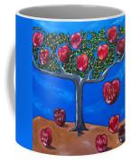 The Tree Of Life Coffee Mug by Sandra Marie Adams