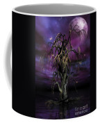 The Tree Of Sawols Coffee Mug by John Edwards