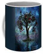 The Tree That Wept A Lake Of Tears Coffee Mug by John Edwards