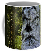 The Trees Are Watching Coffee Mug