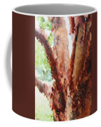 The Trees In Spring Time Coffee Mug
