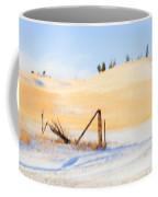 The Trees On The Hill Coffee Mug