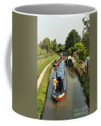The Trent And Mersey Canal At Alrewas Coffee Mug