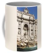 The Trevi Fountain - Rome - Italy Coffee Mug