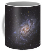 The Triangulum Galaxy Coffee Mug by Reinhold Wittich