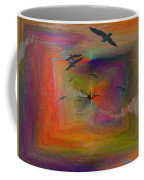 The Tributaries Coffee Mug